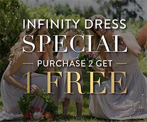 Infinity Dress Special