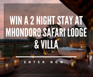 Win with Mhondoro Safari Lodge & Villa