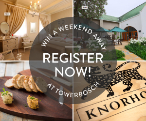 Enter Now To Win With Towerbosch